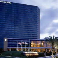 Places-Hotels/Spas-InterContinental Hotel exterior