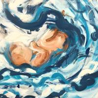 Fort Worth Community Arts Center presents Rene Rocha: Waves