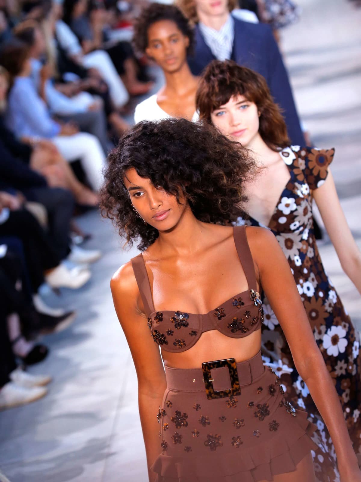 Michael Kors spring 2017 collection bathing suit
