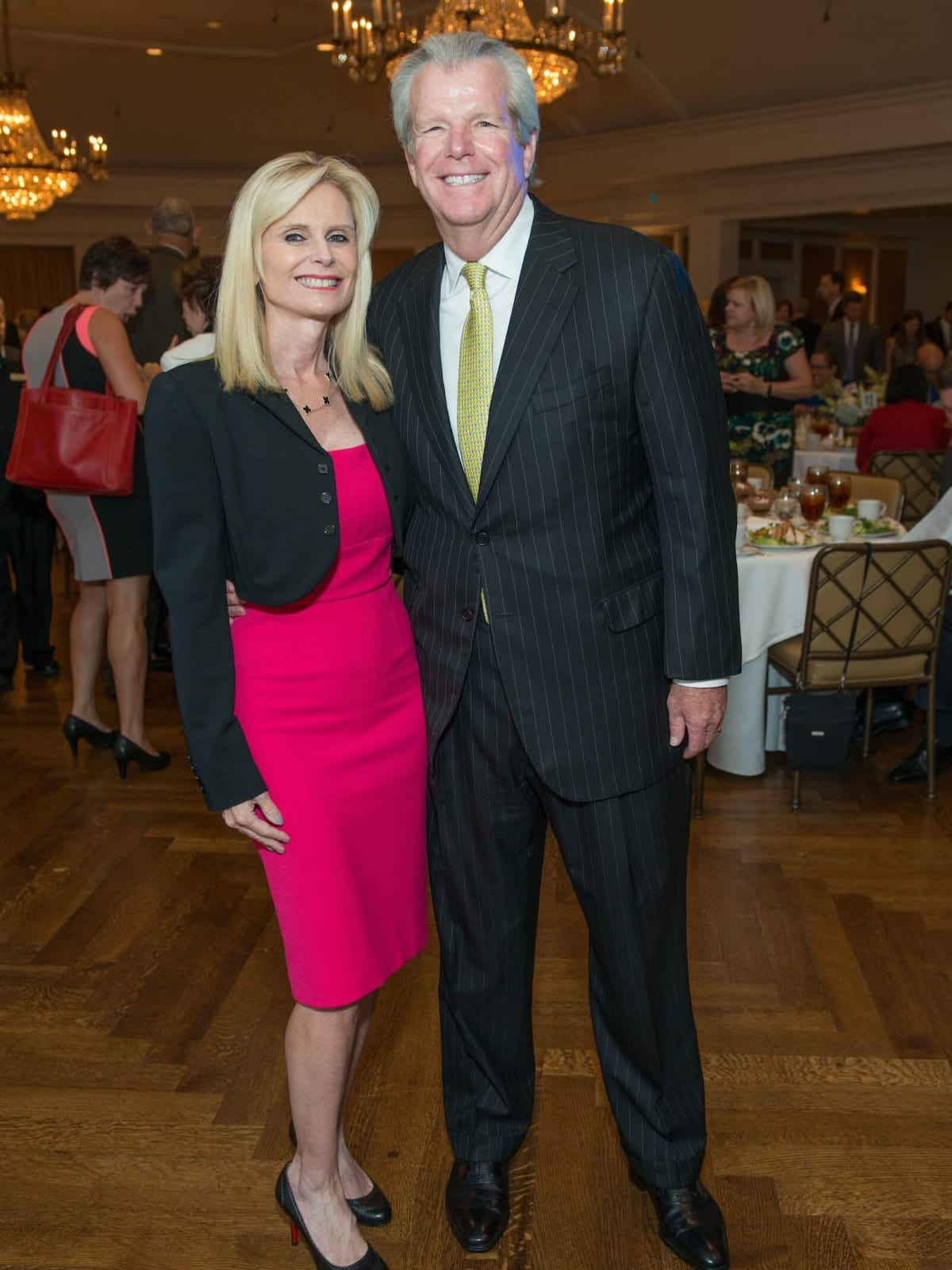 Mission to Mars luncheon 9/16, Jo Lynn Falgout, Gregg Falgout
