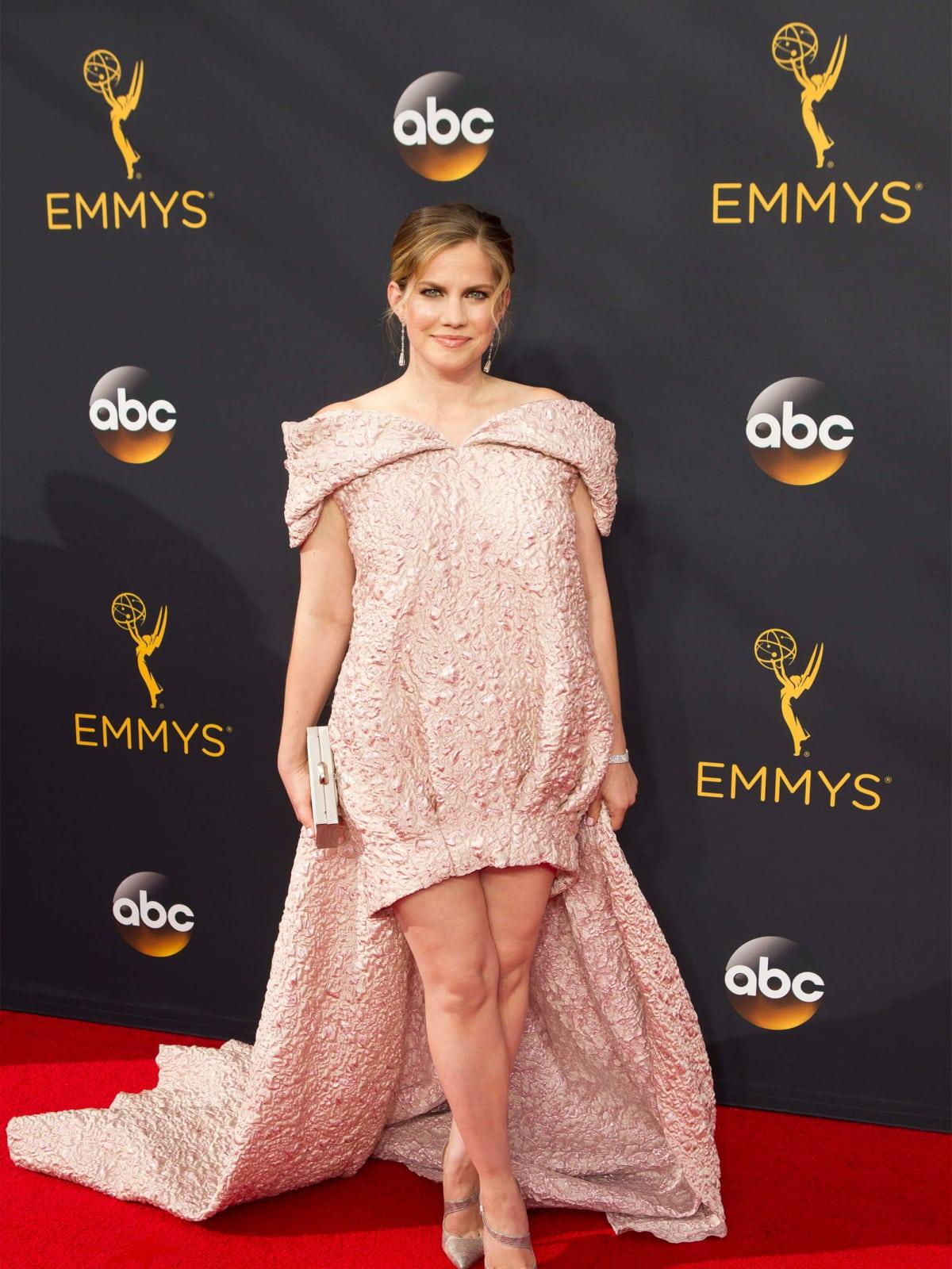 Anna Chlumsky at Emmy Award