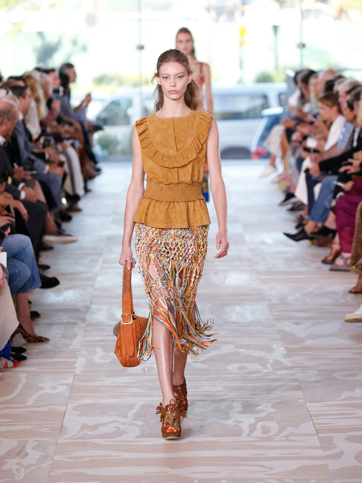 Tory Burch spring 2017 collection look 34