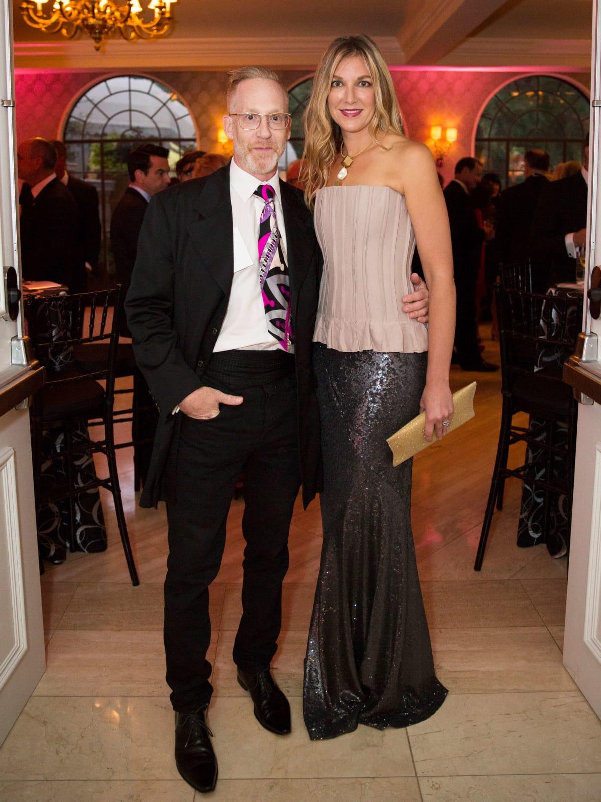 David Monk, Heather Wiese Alexander