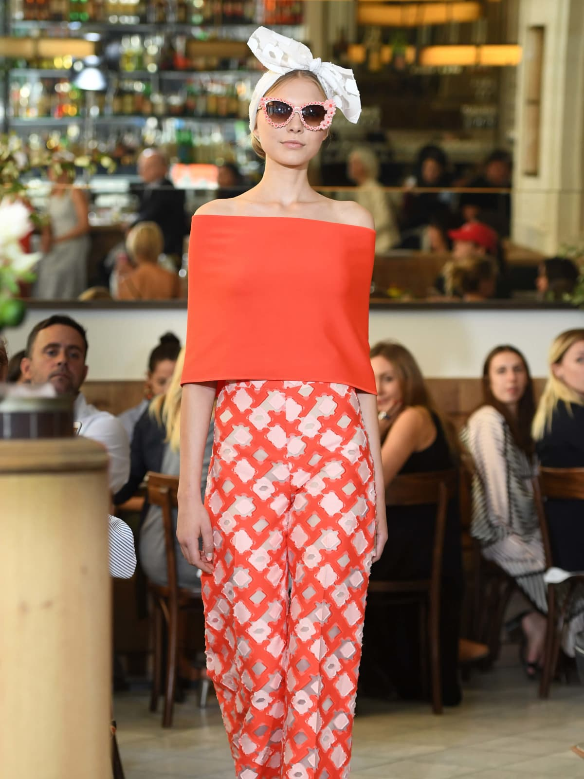 Lela Rose spring 2017 collection look 2