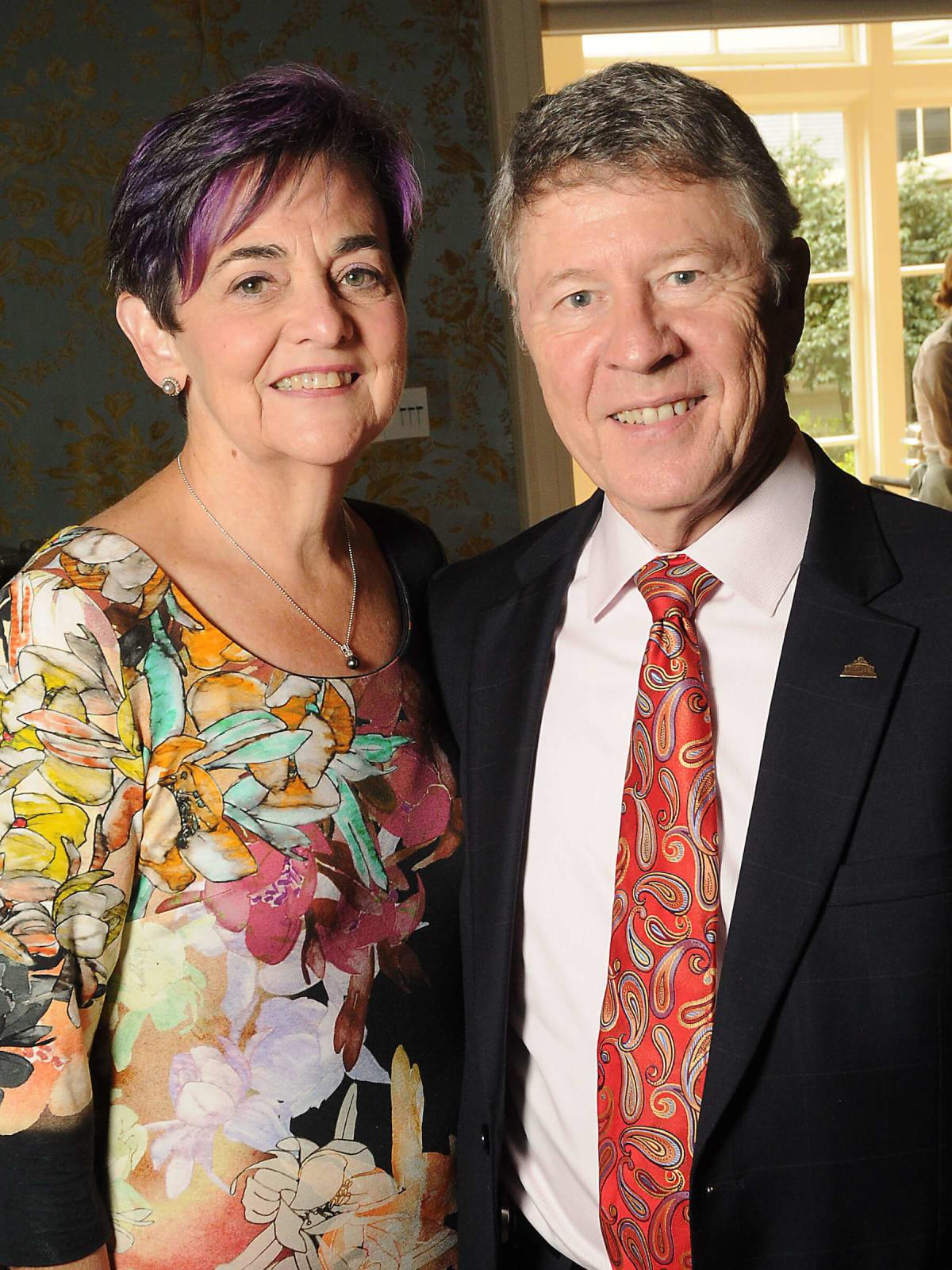 At the Heart of Families, 9/16  Gwen Emmett, Ed Emmett