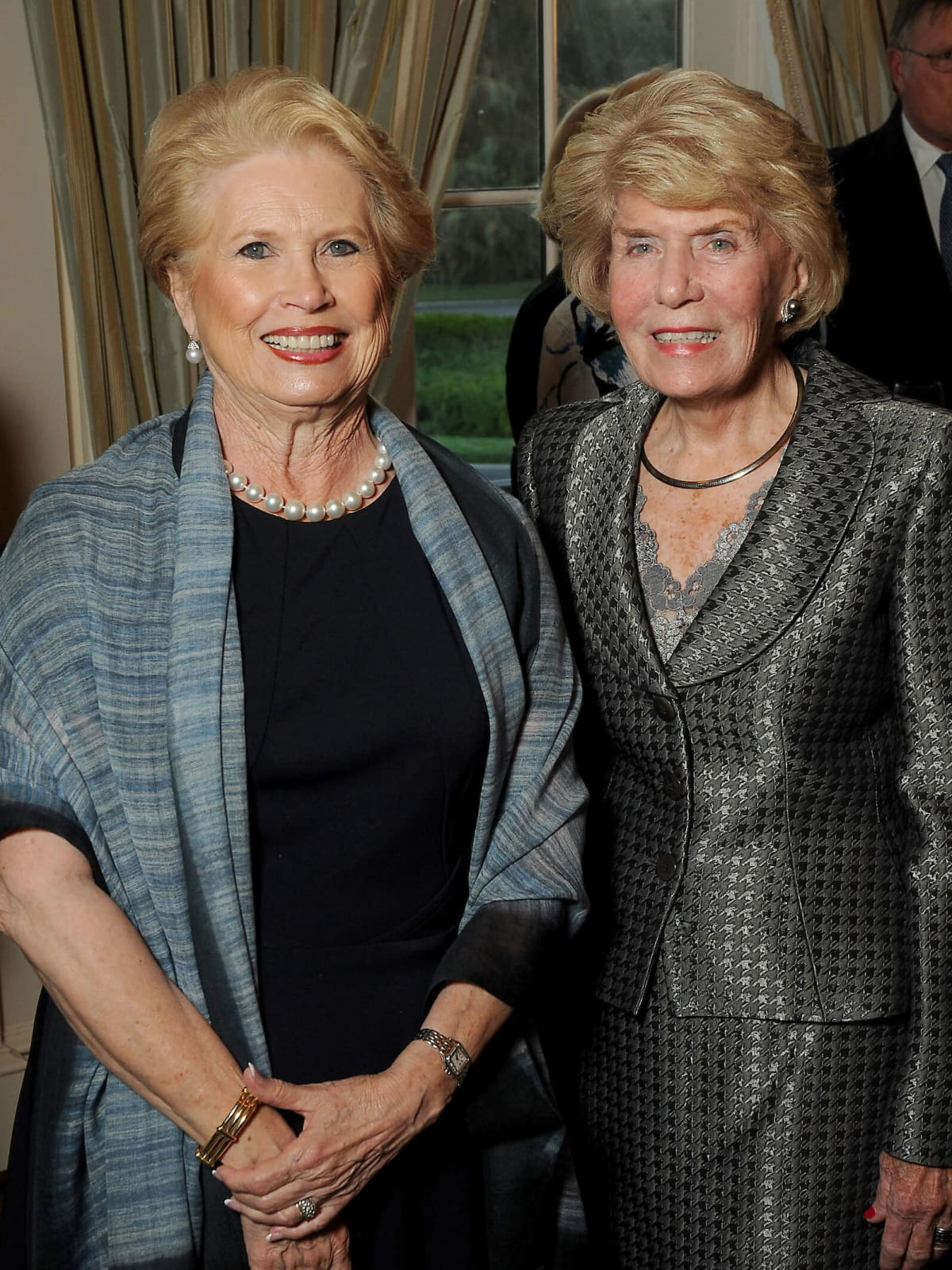 Houston Hospice, Ginger Blanton,  Beverly Buckley