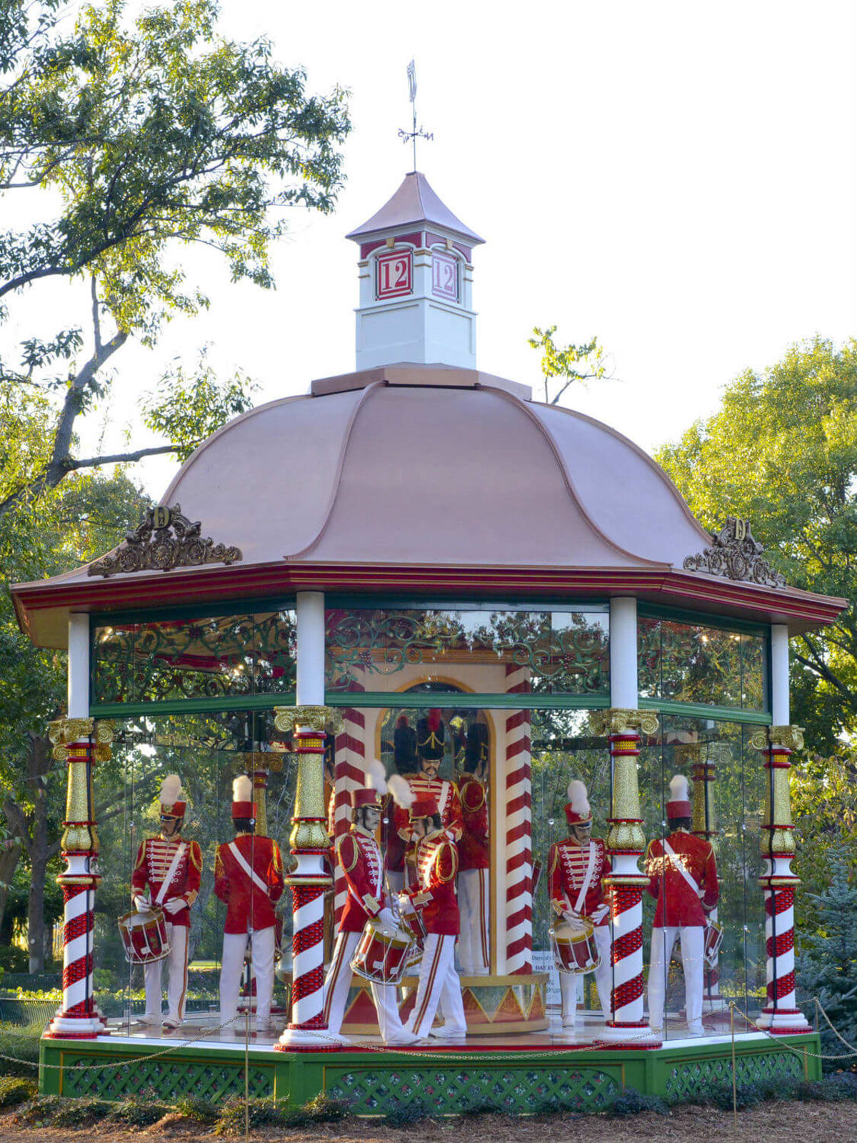 Dallas Arboretum presents 12 Days of Christmas