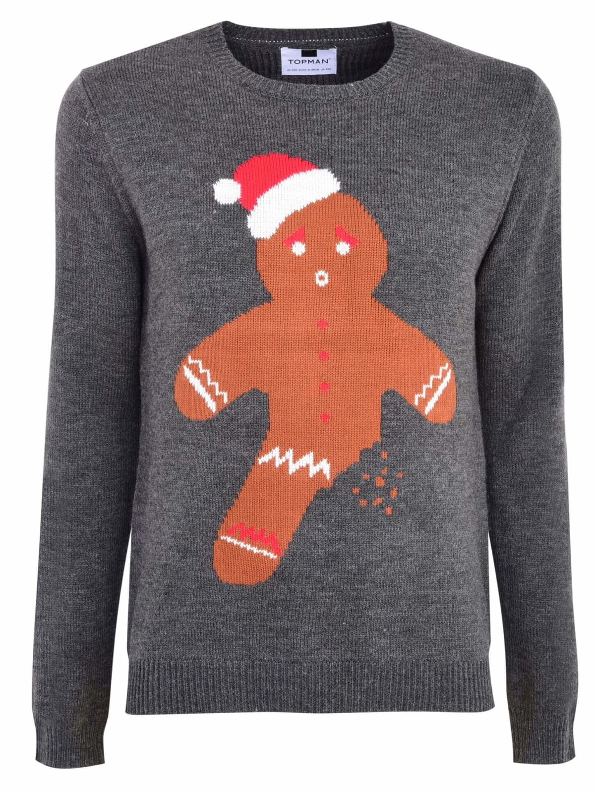 Topman holiday sweater