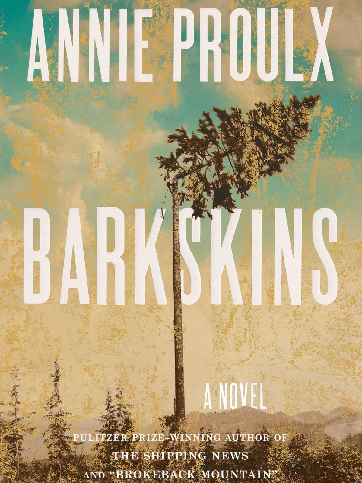 Inprint: Annie Proulx reading, Barkskins