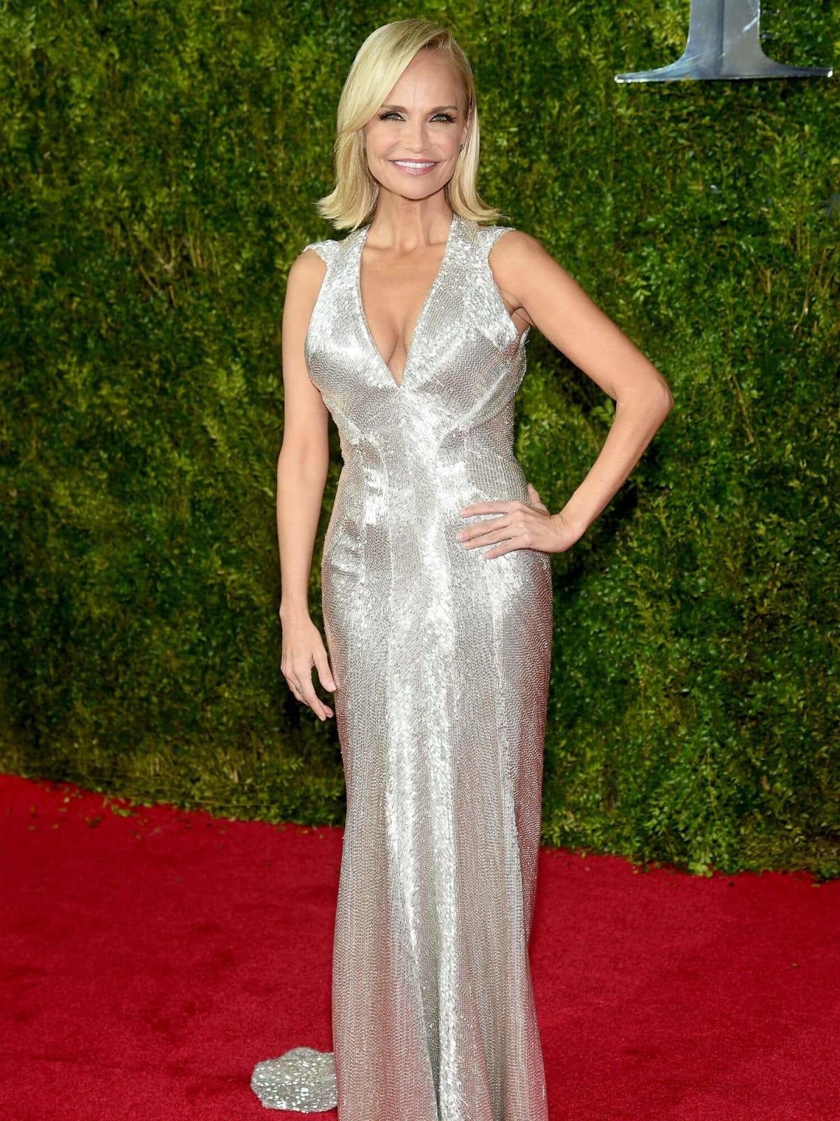 Tony Awards 2015 Kristin Chenoweth