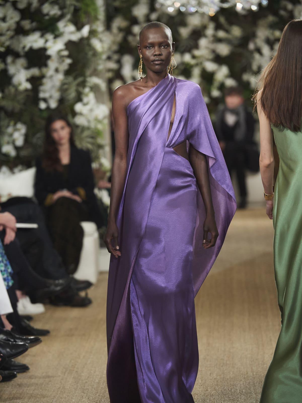 Ralph Lauren fall 2017 runway look 31