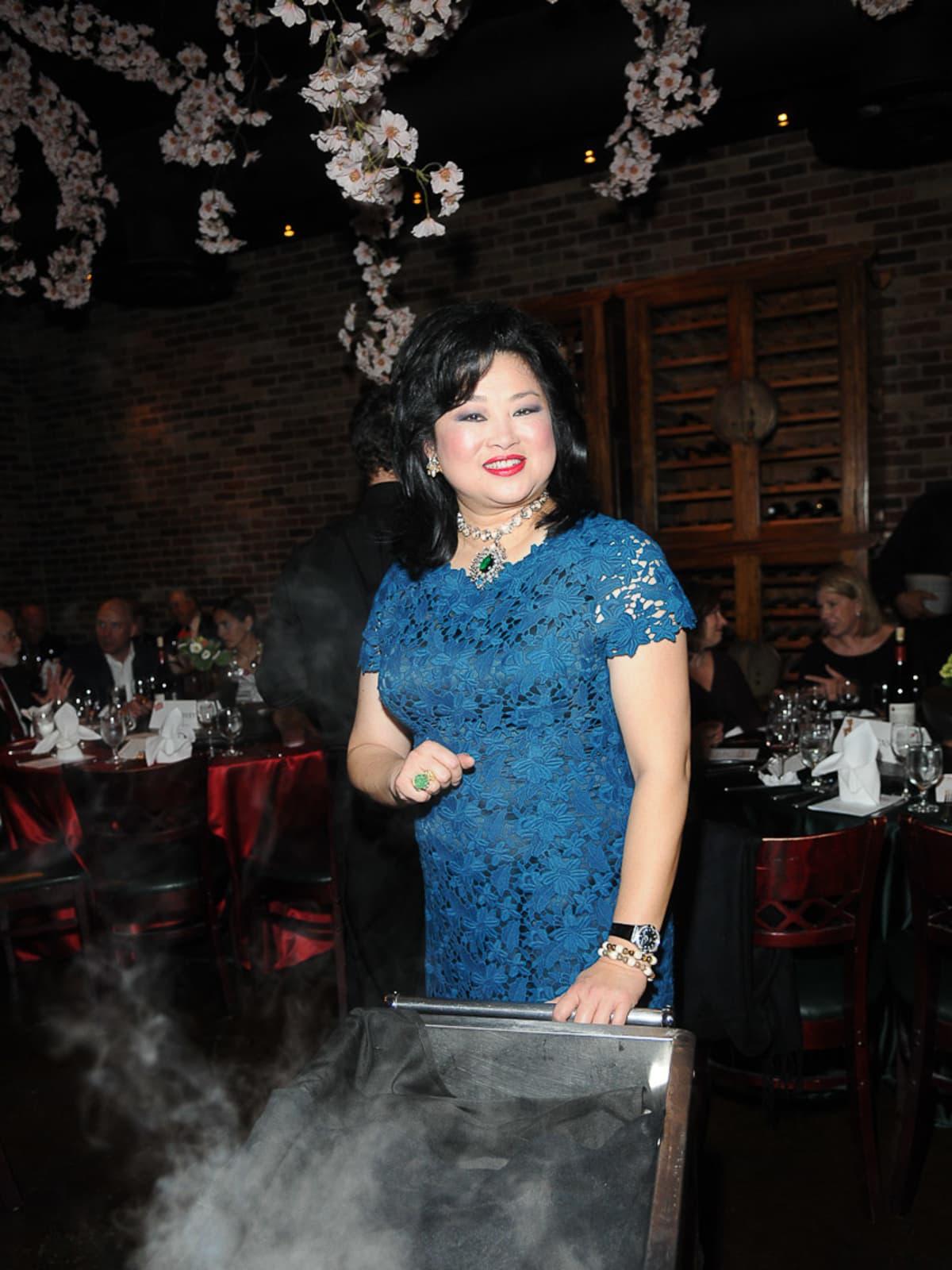Joyful Toyful at Gigi's, December 2012, Gigi Huang, December 2012