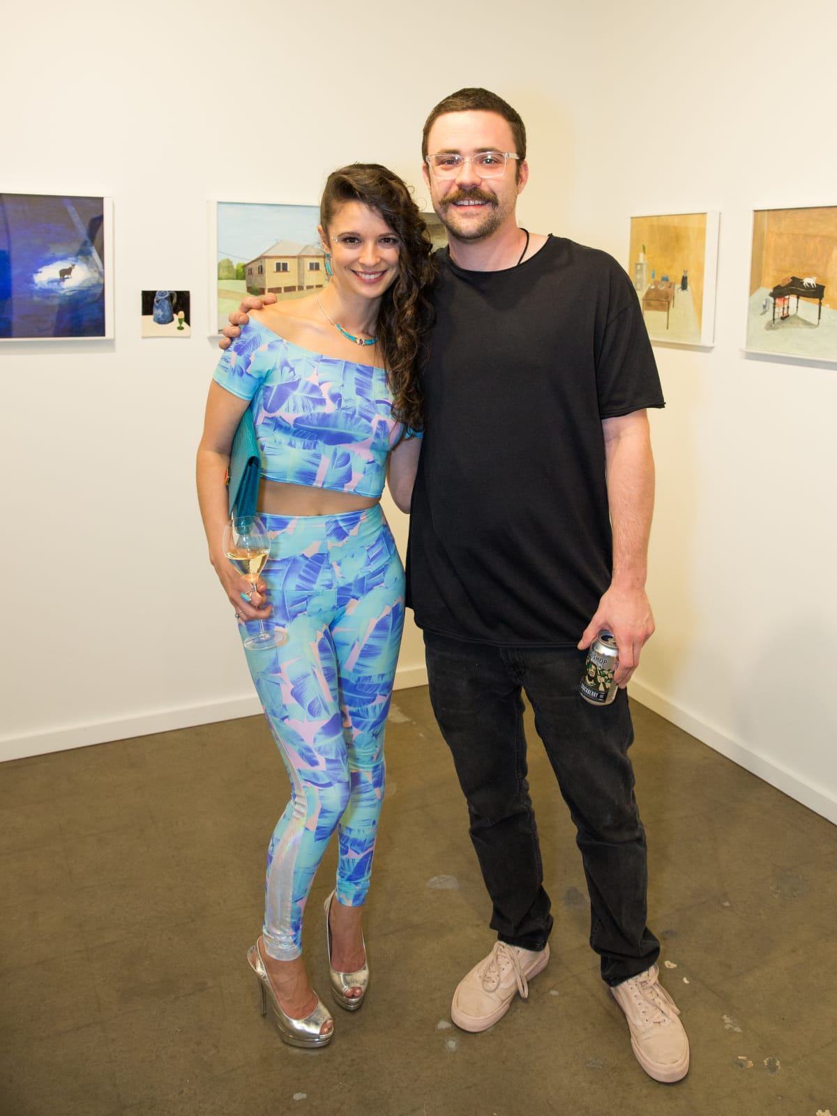 Naomi Schiller, Paul Winker