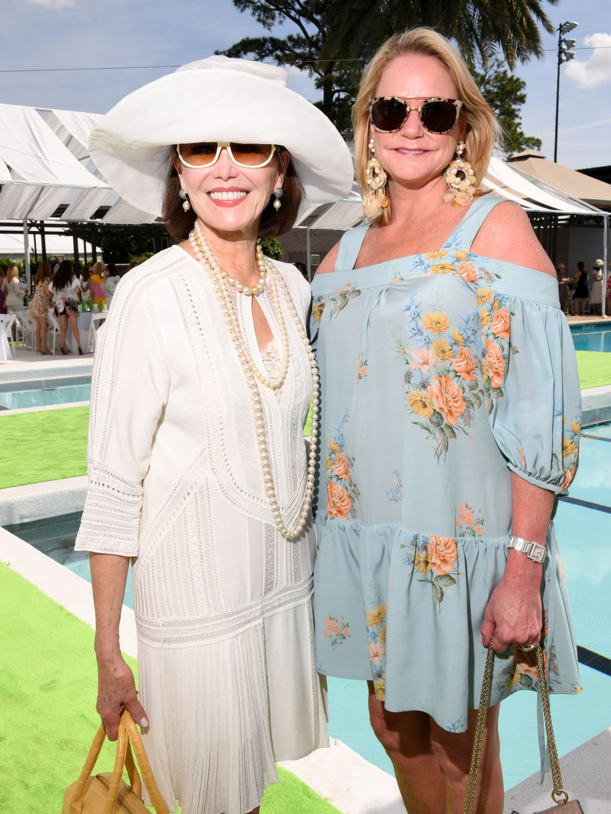 Houston, River Oaks and Tootsies tennis tournament luncheon, April 2017, Sharon Worley, Katie Cullen