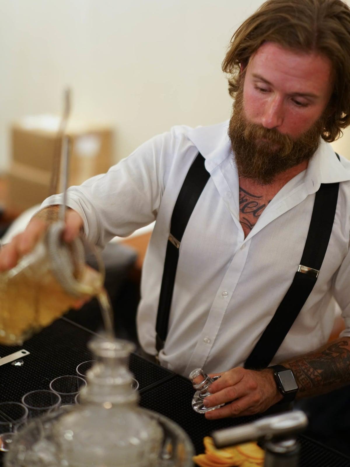 CultureMap Tastemaker Awards 2017 Dennis Gobis The Roosevelt Room