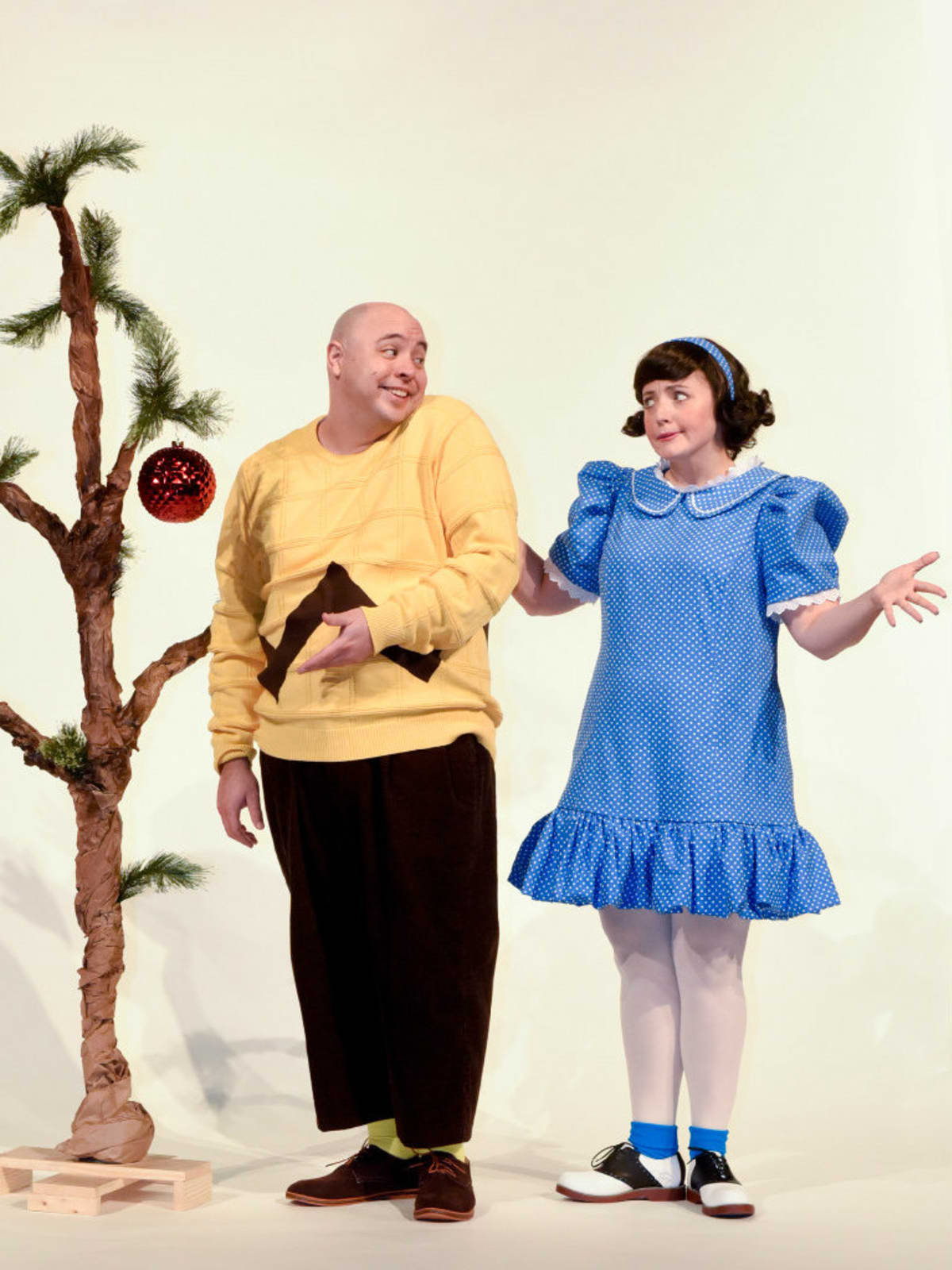A Charlie Brown Christmas as Dallas Children's Theatre