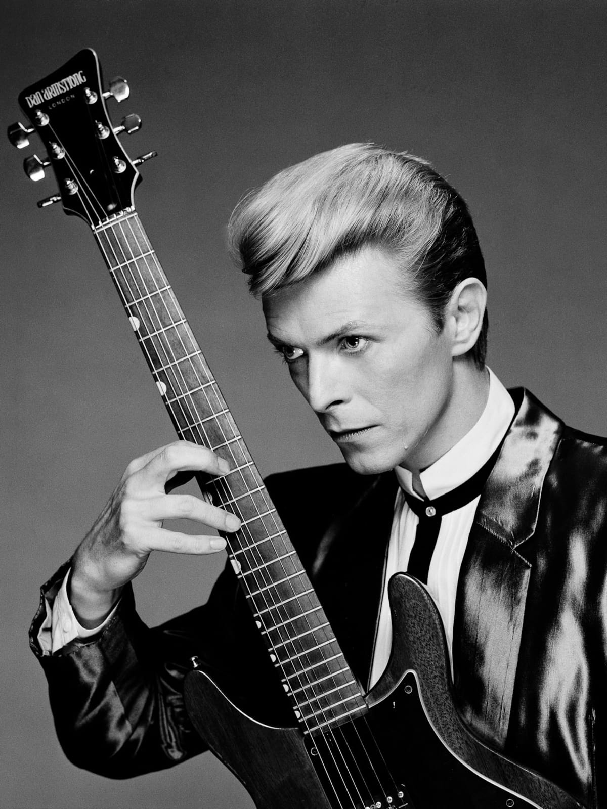 News_Greg Gorman_David Bowie