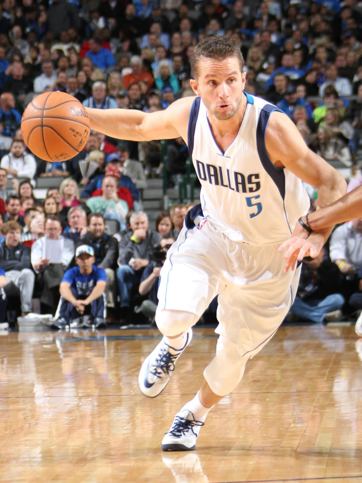 JJ Barea of the Dallas Mavericks