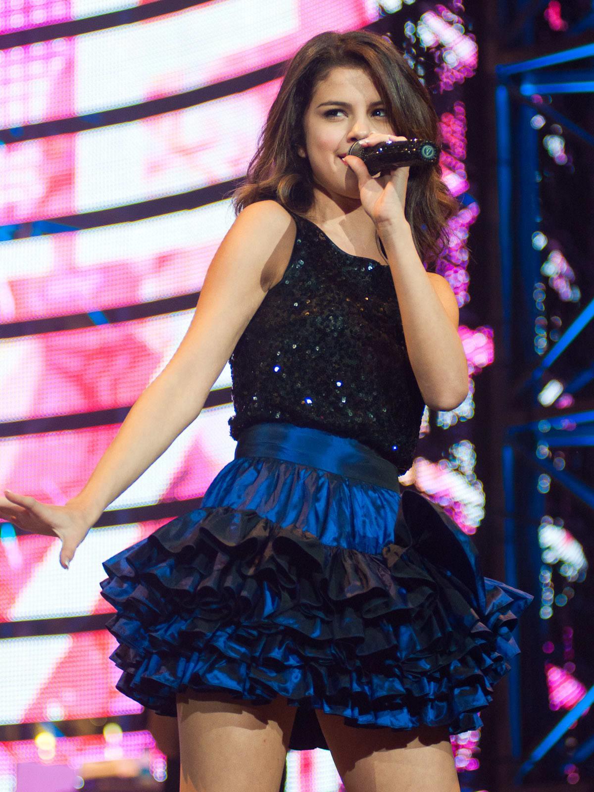 News_Rodeo_March 2011_Selena Gomez