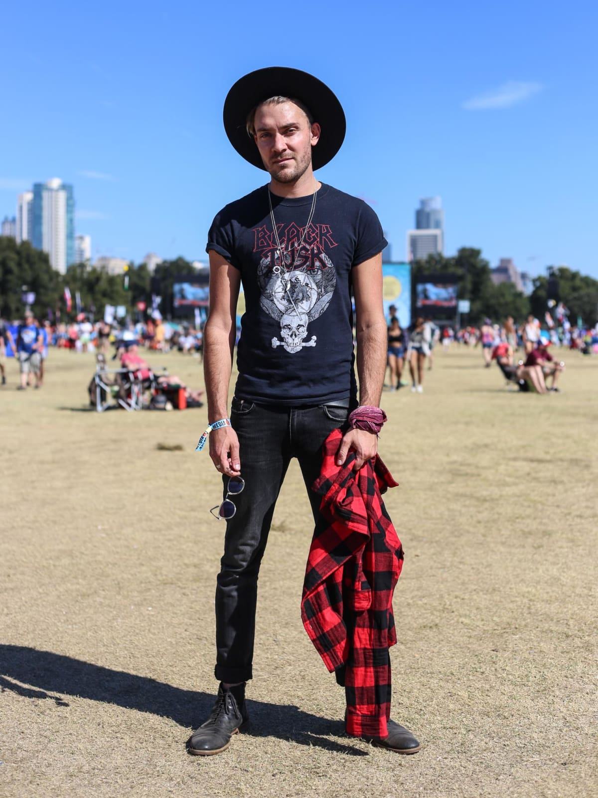 ACL Festival Weekend 2 Festival Style Josh Hoisington