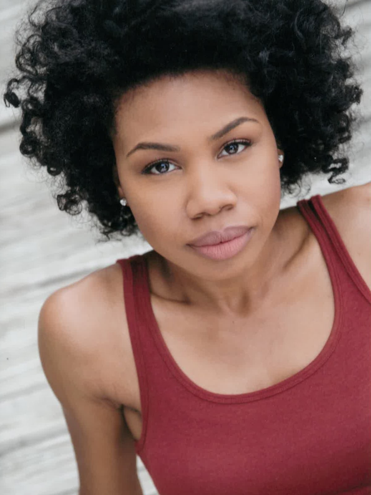 Dallas actress Tiana Kaye Johnson