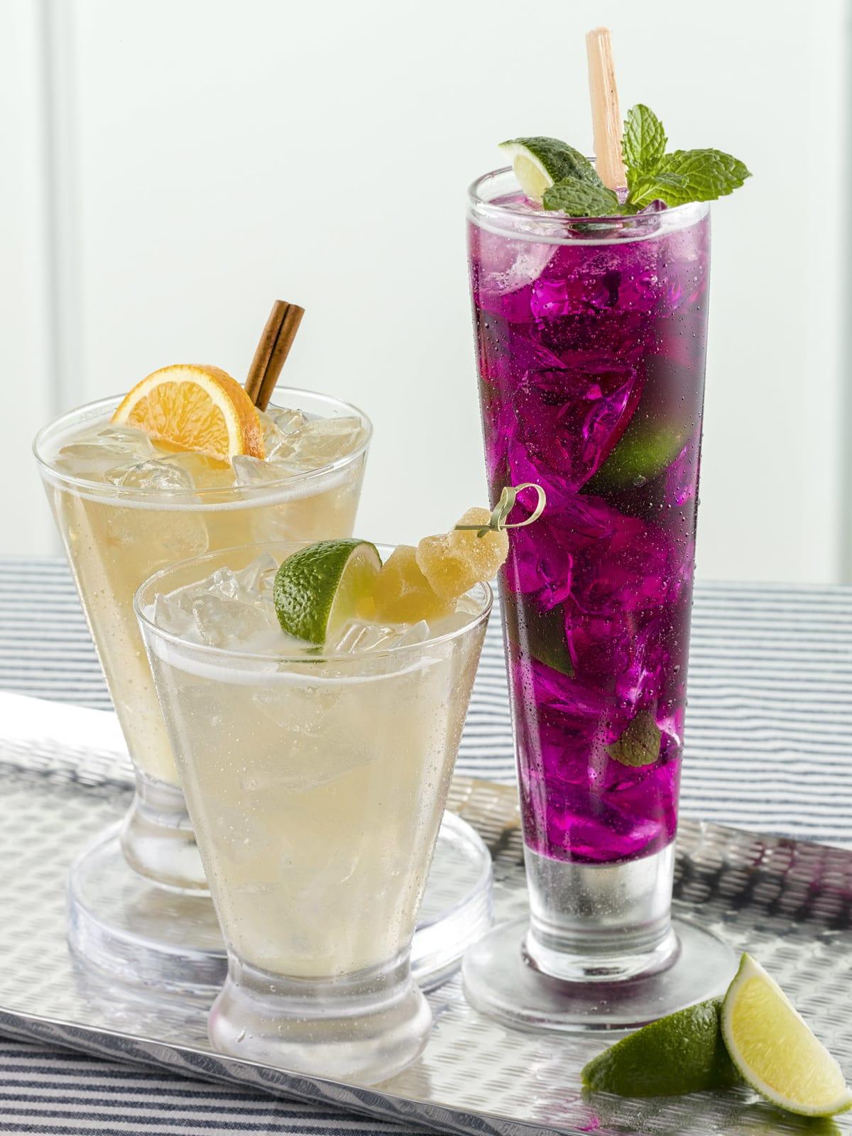 Cantina Laredo summer cocktails