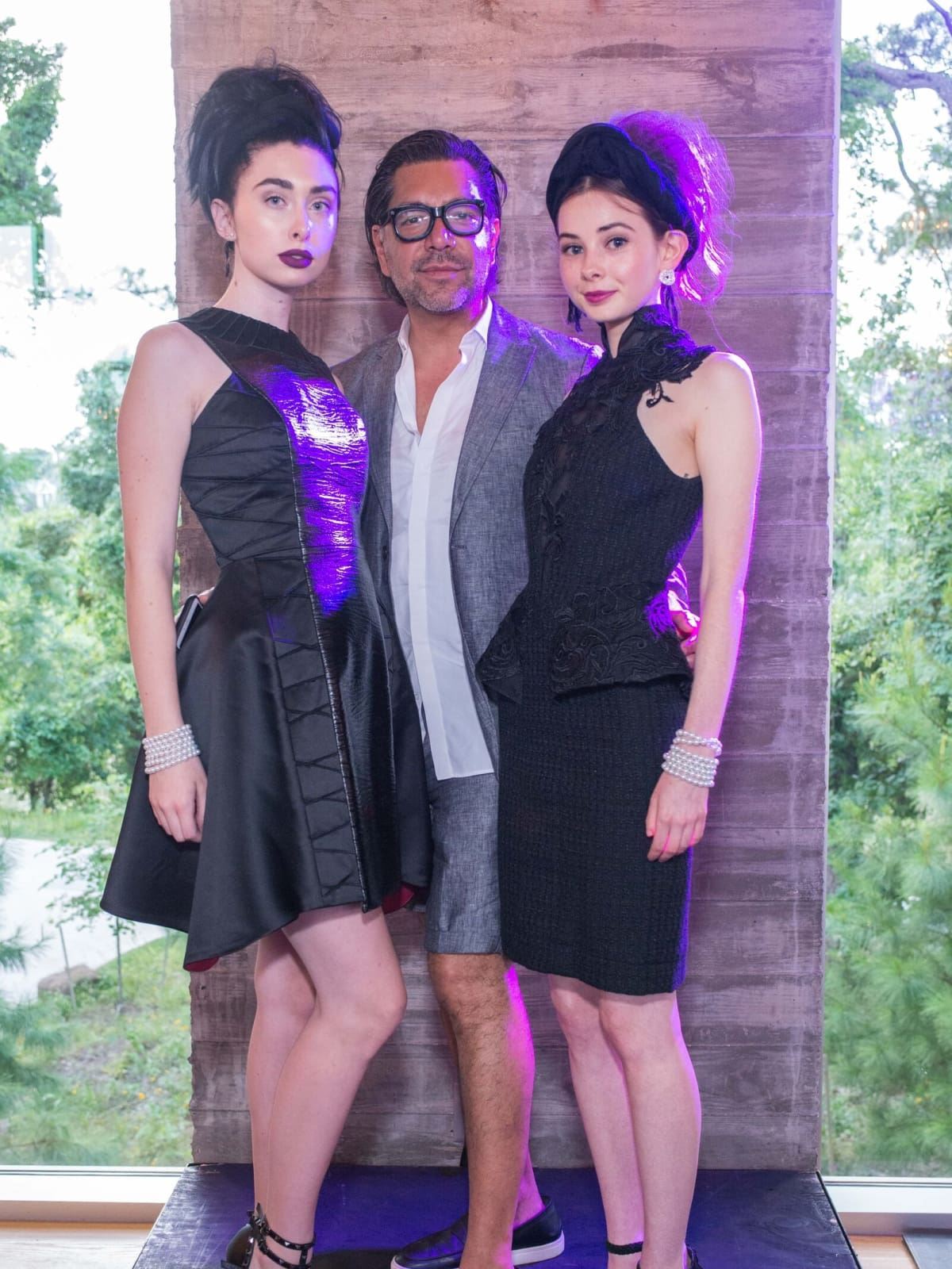 Ceron, Purple party