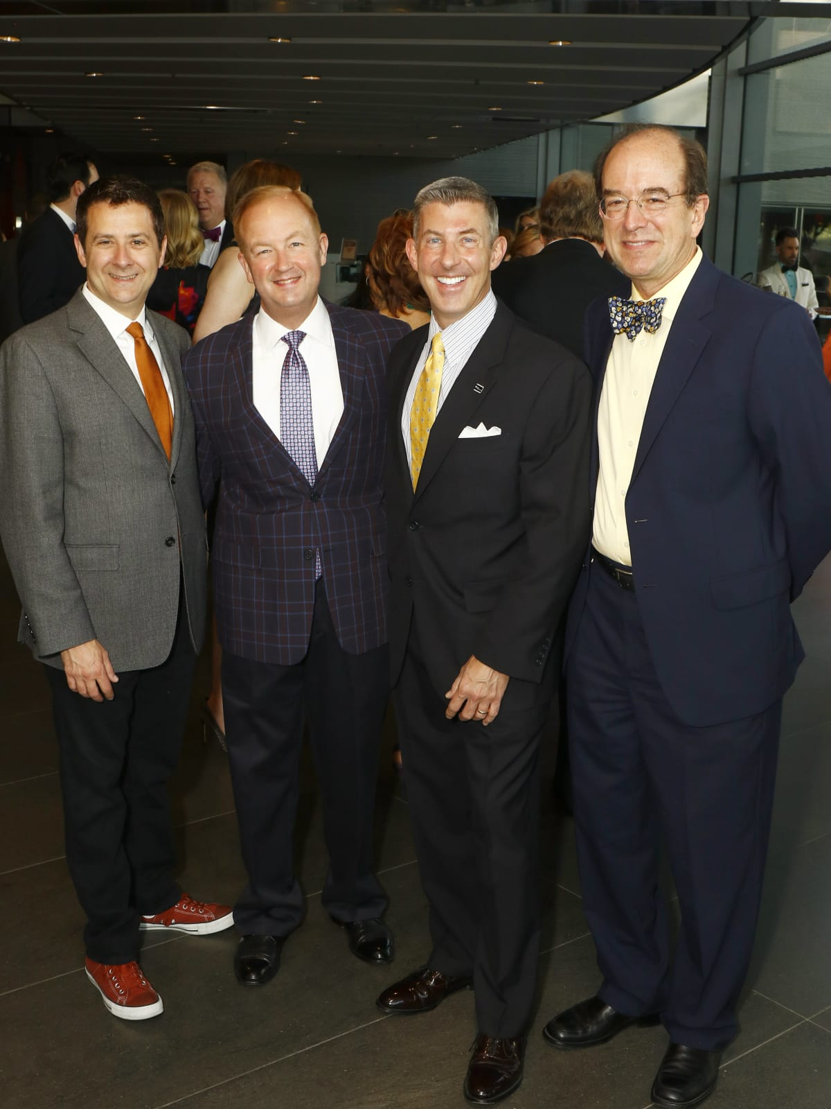 Kevin Moriarty, Paul von Wupperfeld, Andy Smith, Jeff Woodward