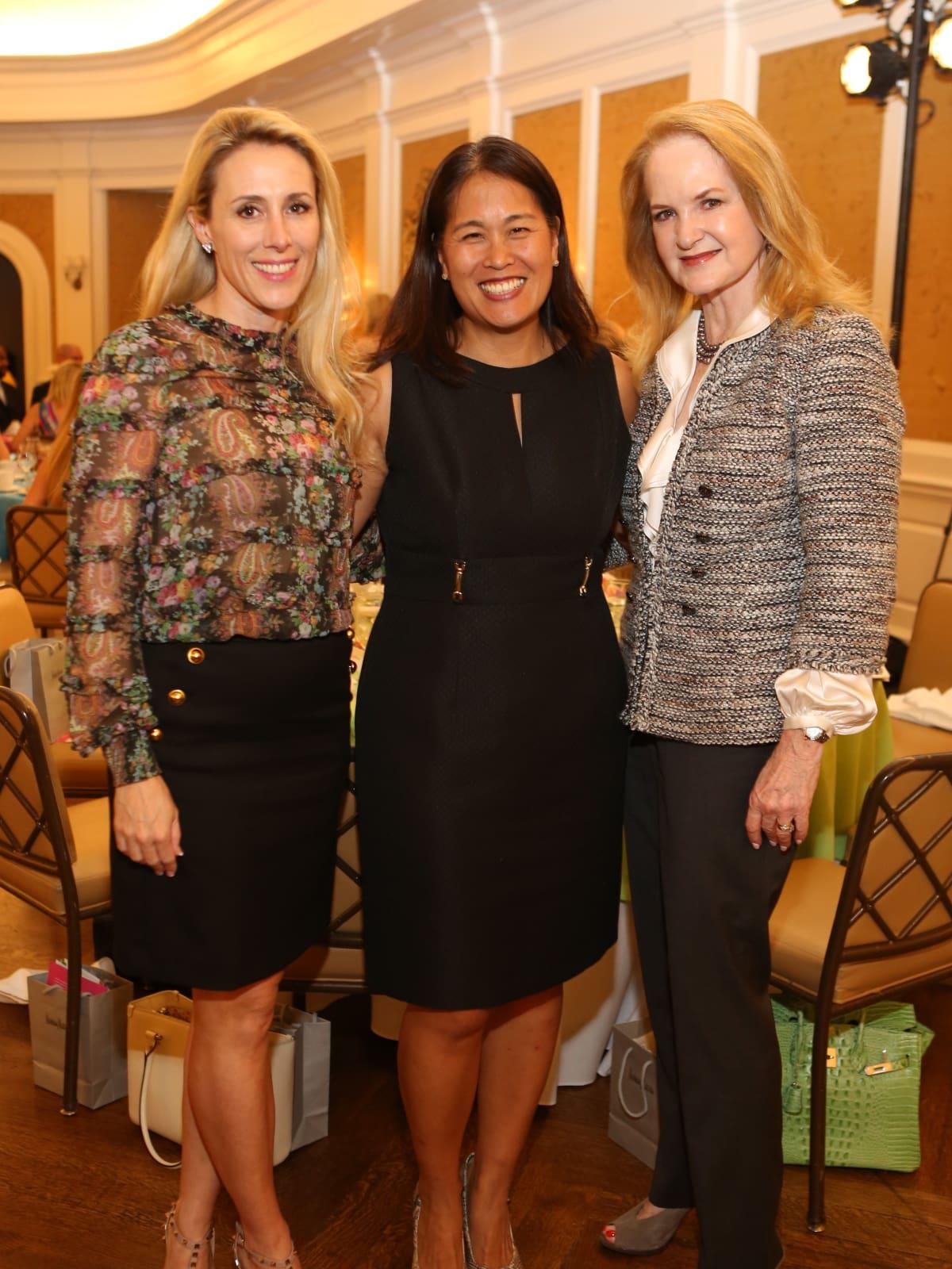 Friends of Nursing, April 2016, Christie Sullivan, Grace Kim, Sandy Barrett