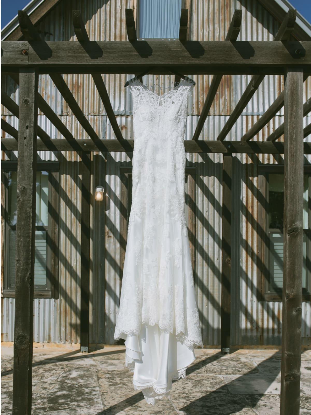 Heritage House wedding dress