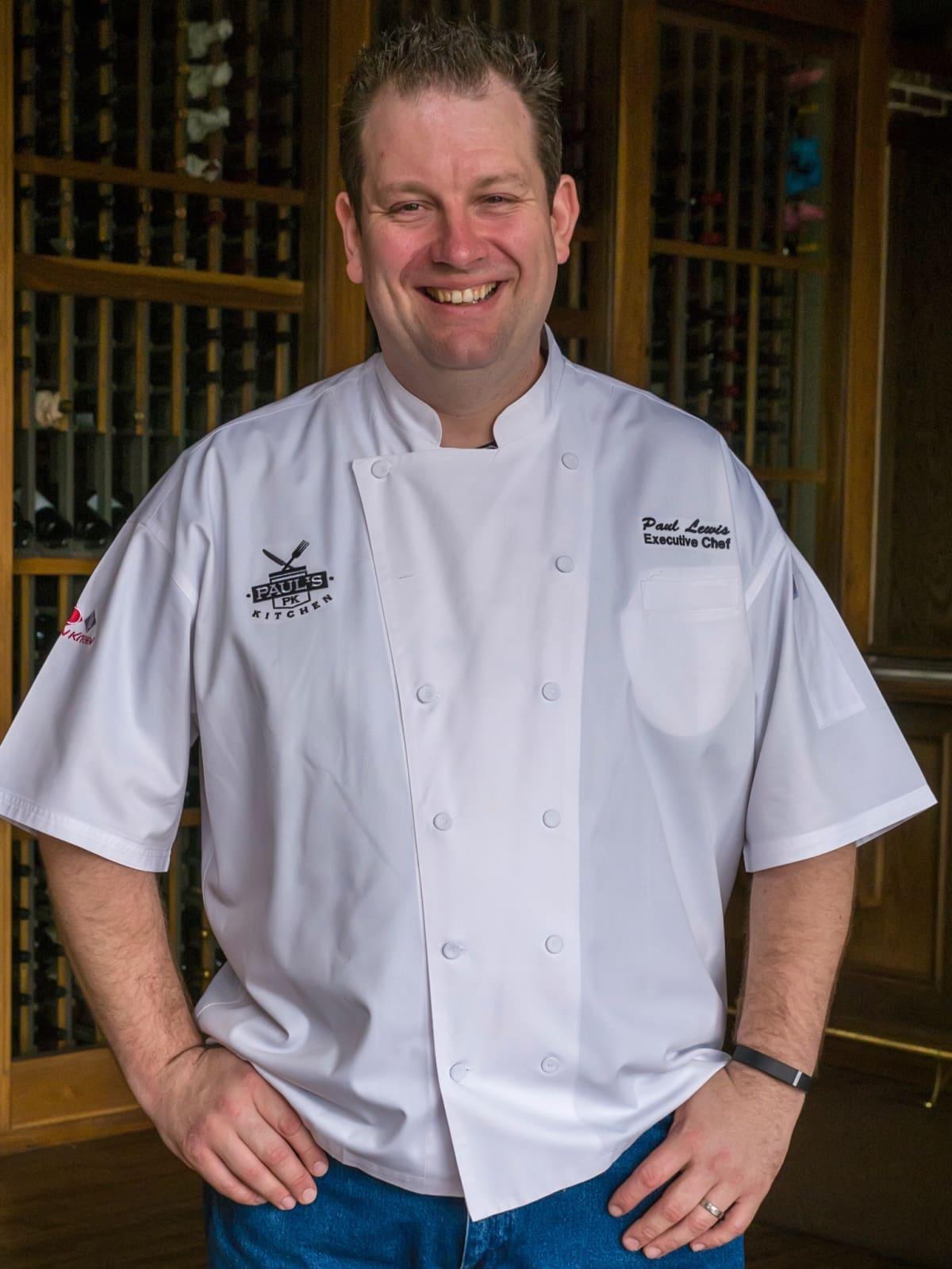 Paul Lewis Paul's Kitchen