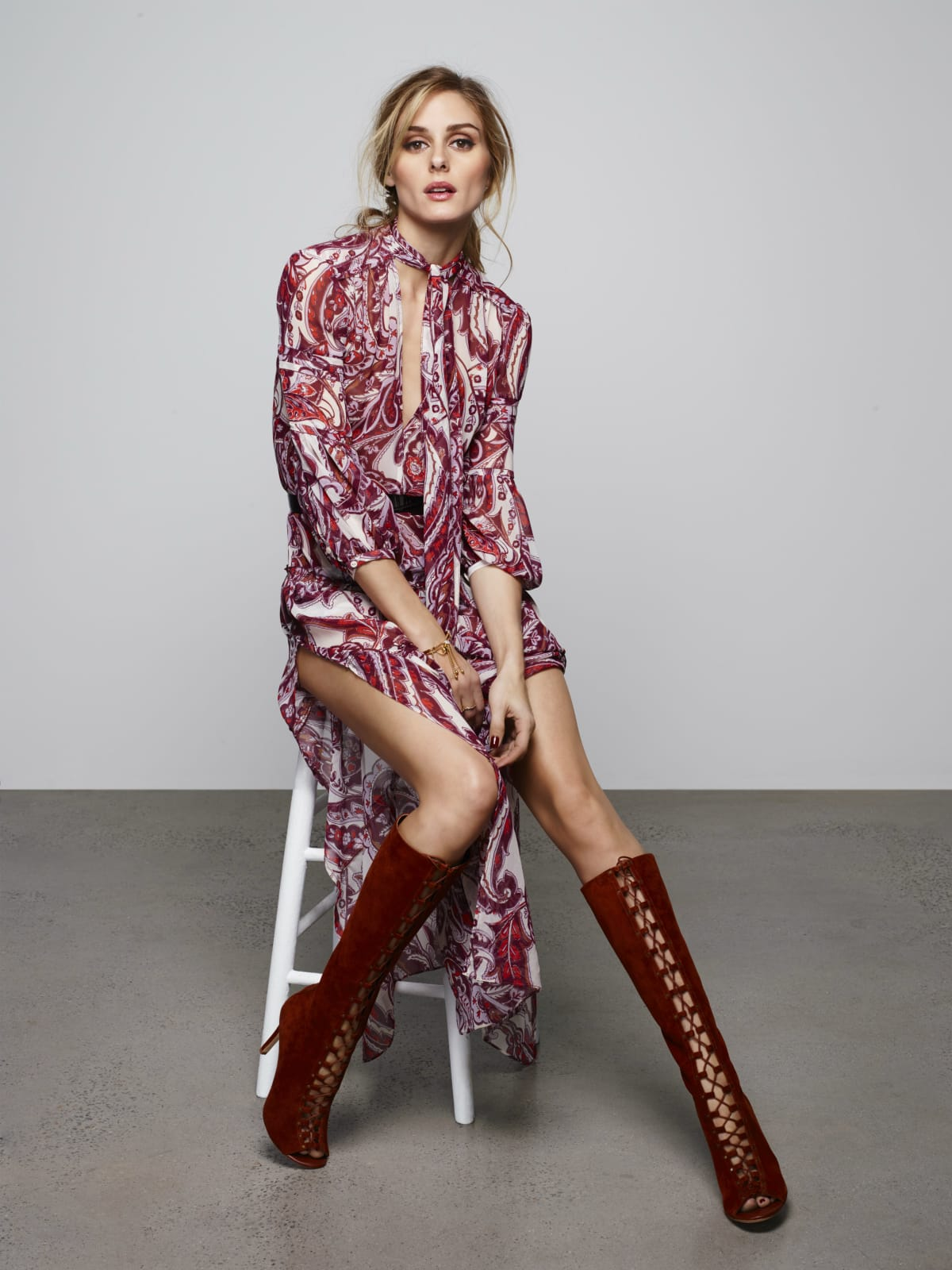 Olivia Palermo + Chelsea28 at Nordstrom