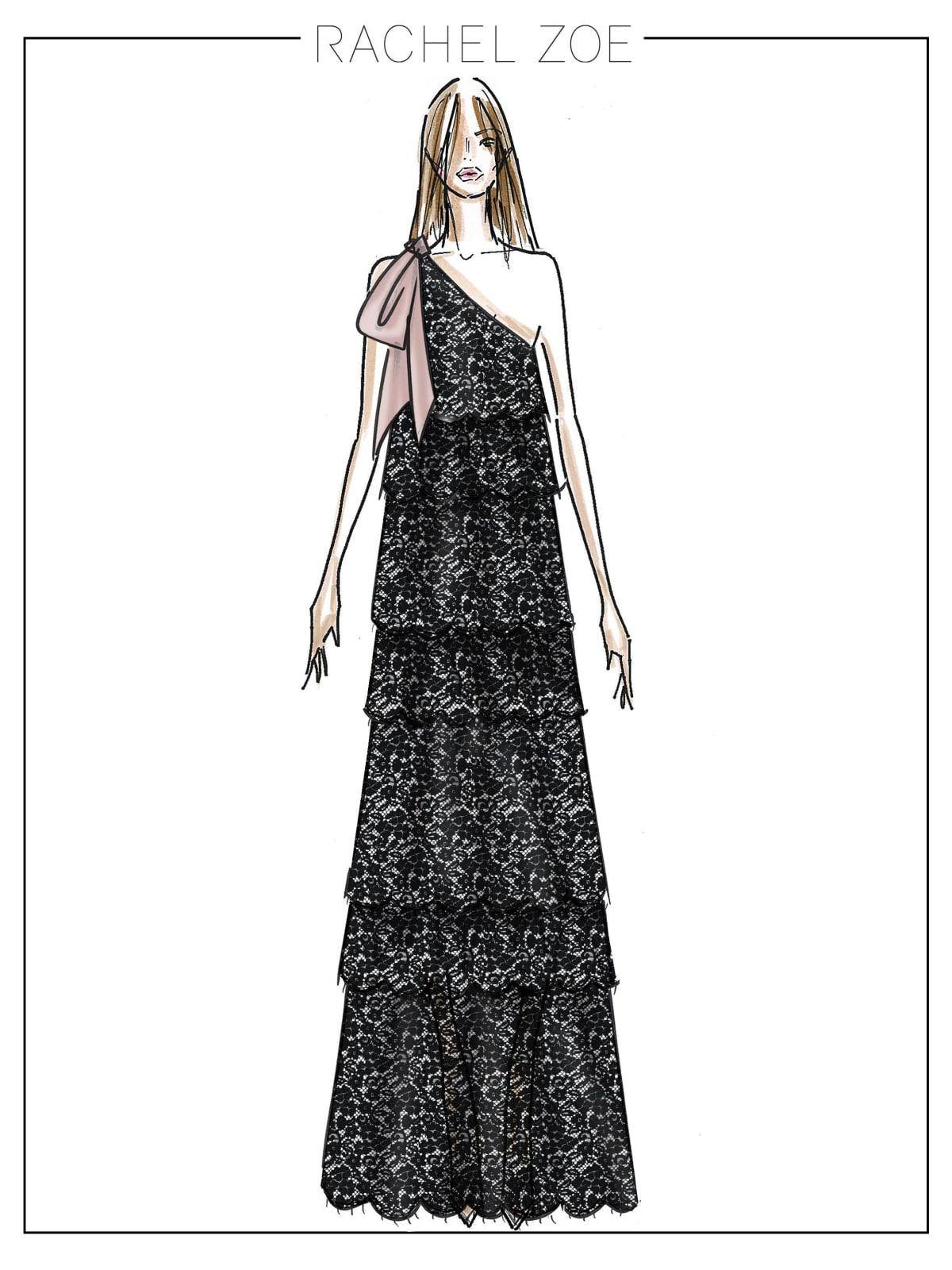 Rachel Zoe fall 2016 fashion