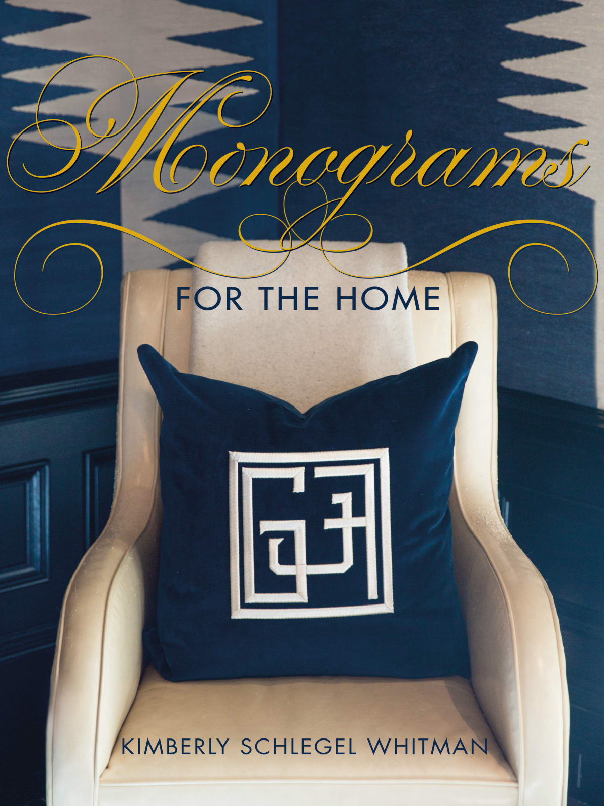 Monograms for the Home book cover