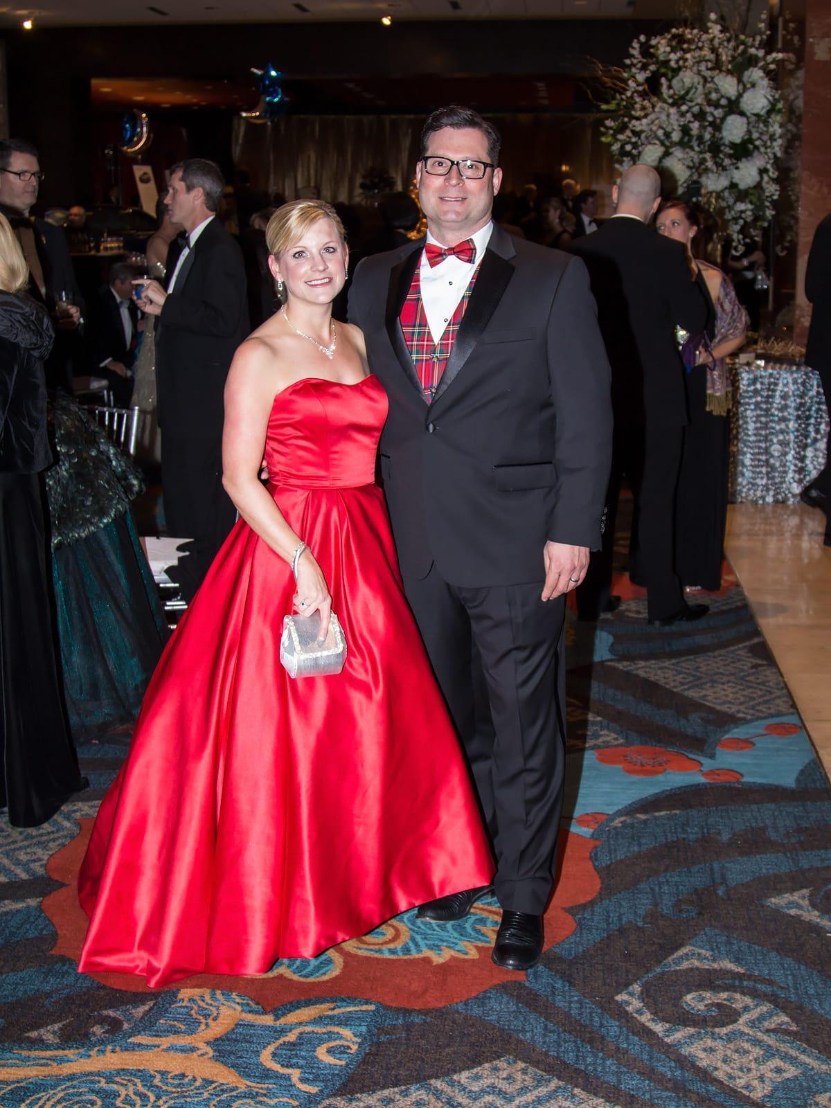 Jennifer Chandler, Scott Chandler