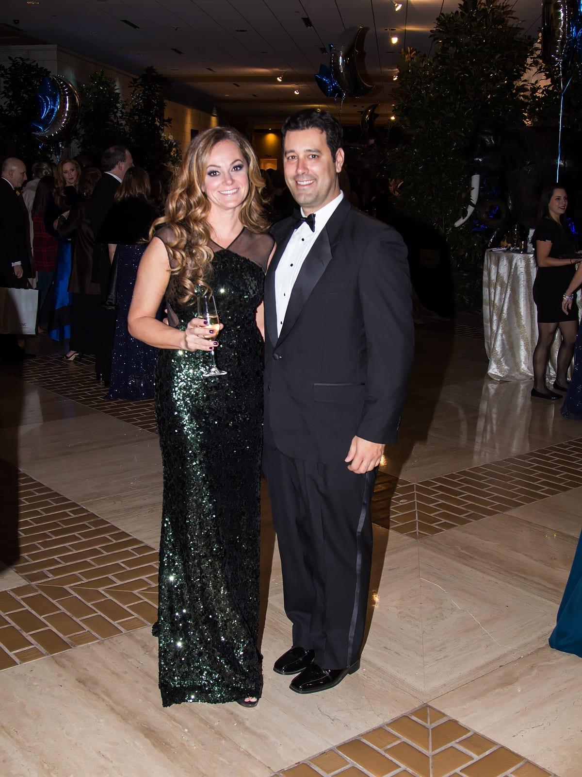 Betsy Prieto, Dan Prieto
