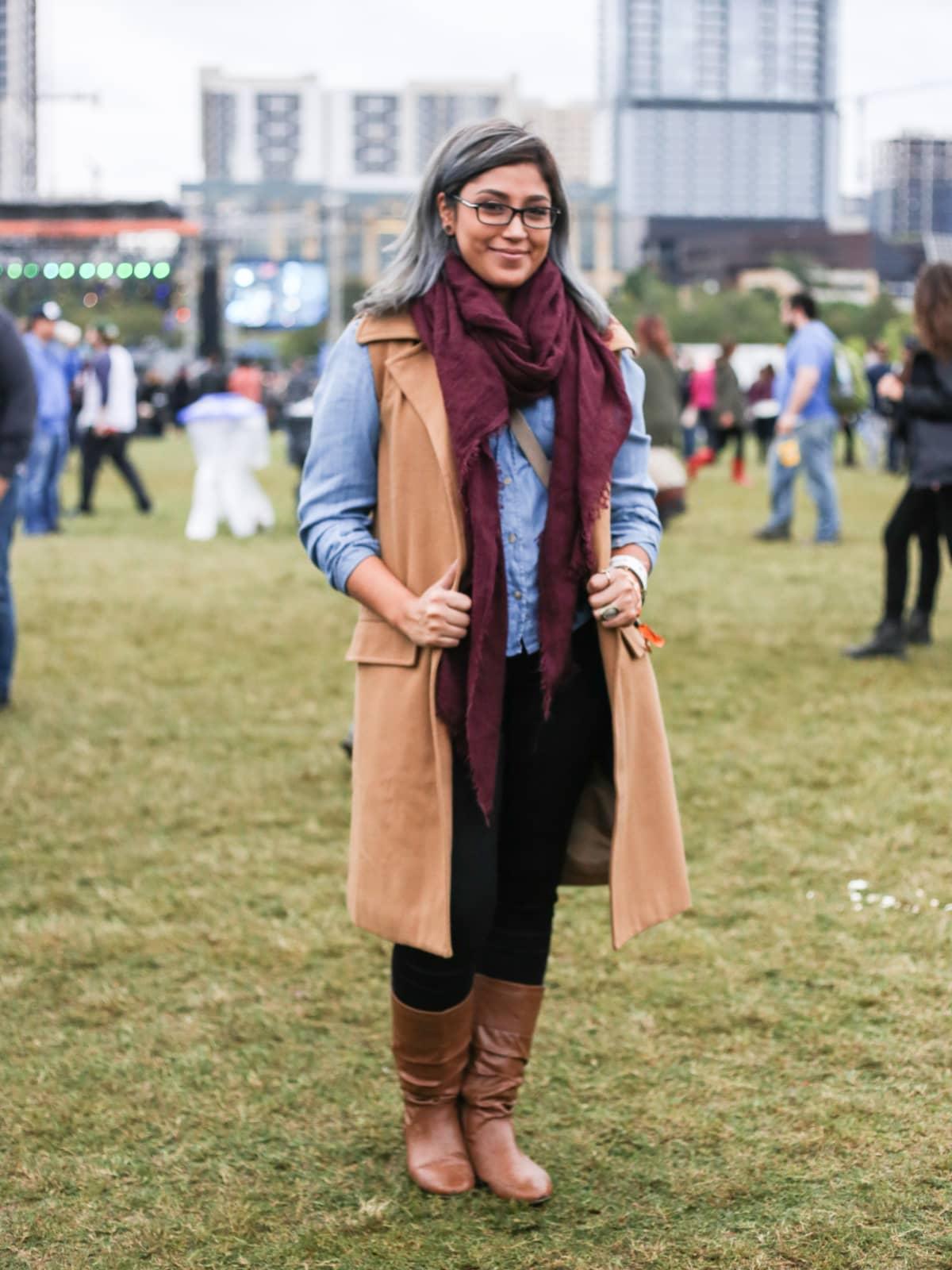 Fun Fun Fun Fest 2015 Fashion Style Mercedes Cruz
