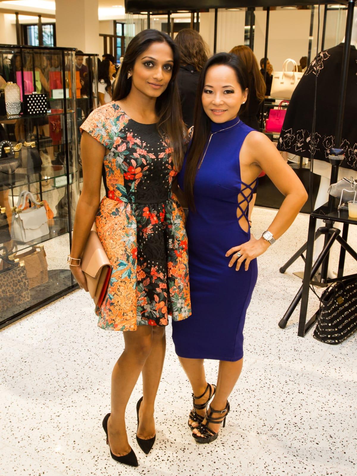 Houston Stylemakers 2015 Sobi Qazi, Diane Nguyen