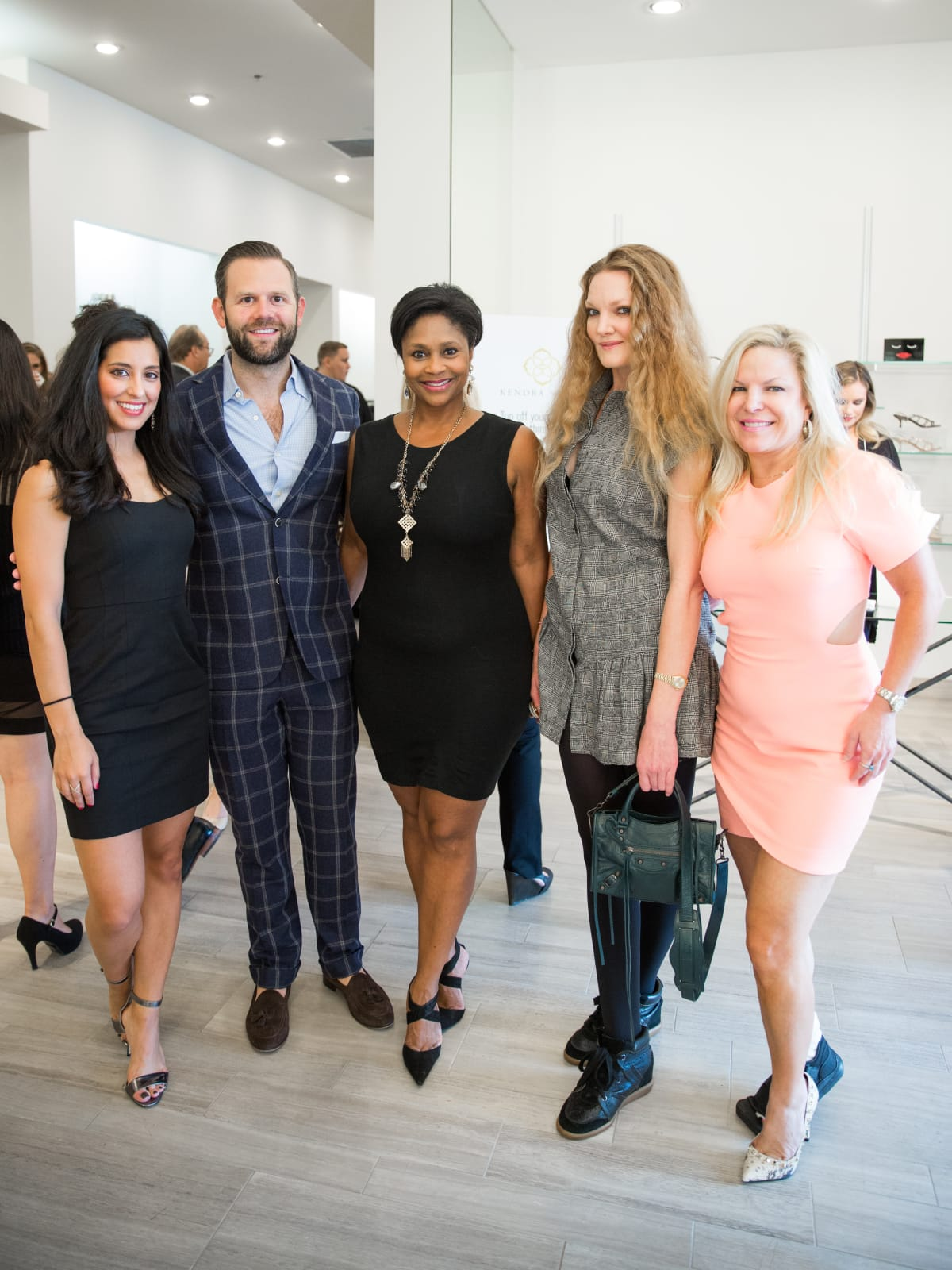 Monica Abbracciamento, Mason McCleskey, Michelle Newsome, Steffi Burns, Rebecca Marabito!