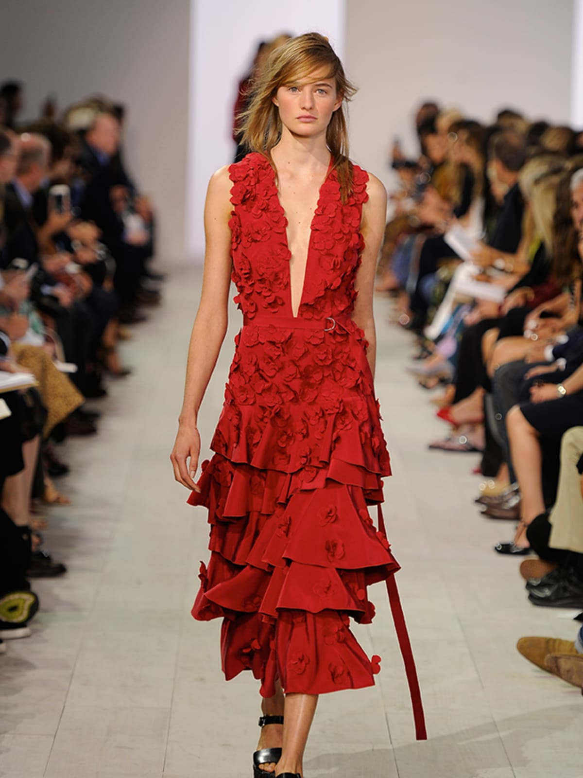 Michael Kors look 8 spring 2016 collection