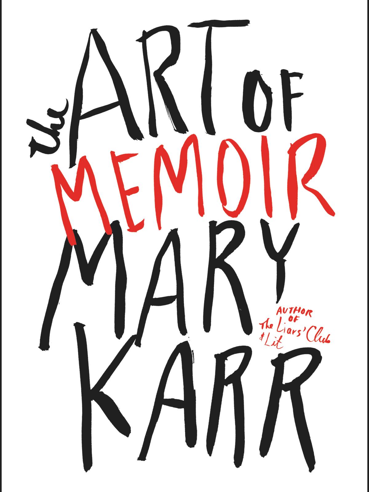 Art of the Memoir