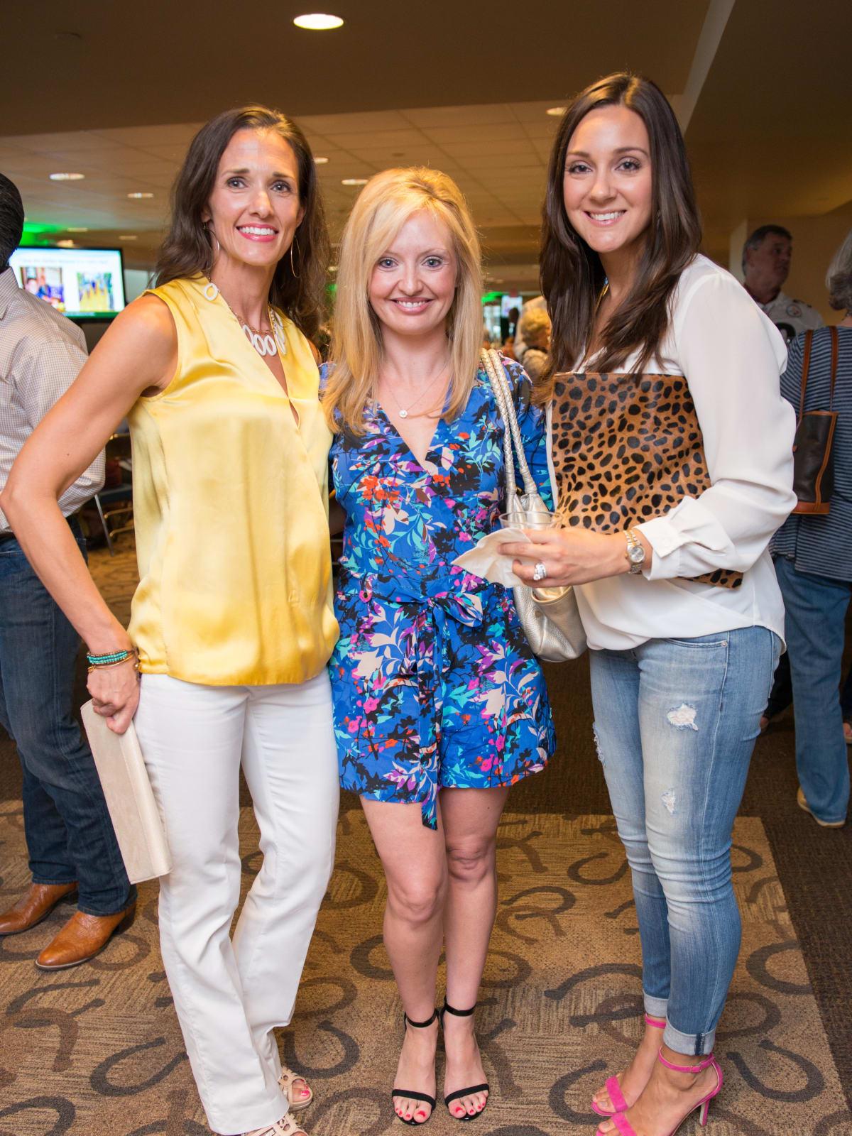 Fantasy Football draft 2015 Laura Nelson, Ashley Petersen, Donna Marshall
