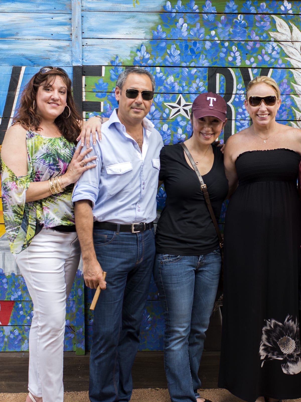 News, Shelby, Revelry party, July 2015, Michelle Hulse, Hector Villarreal, Okwha Brite, Mandy Lou David