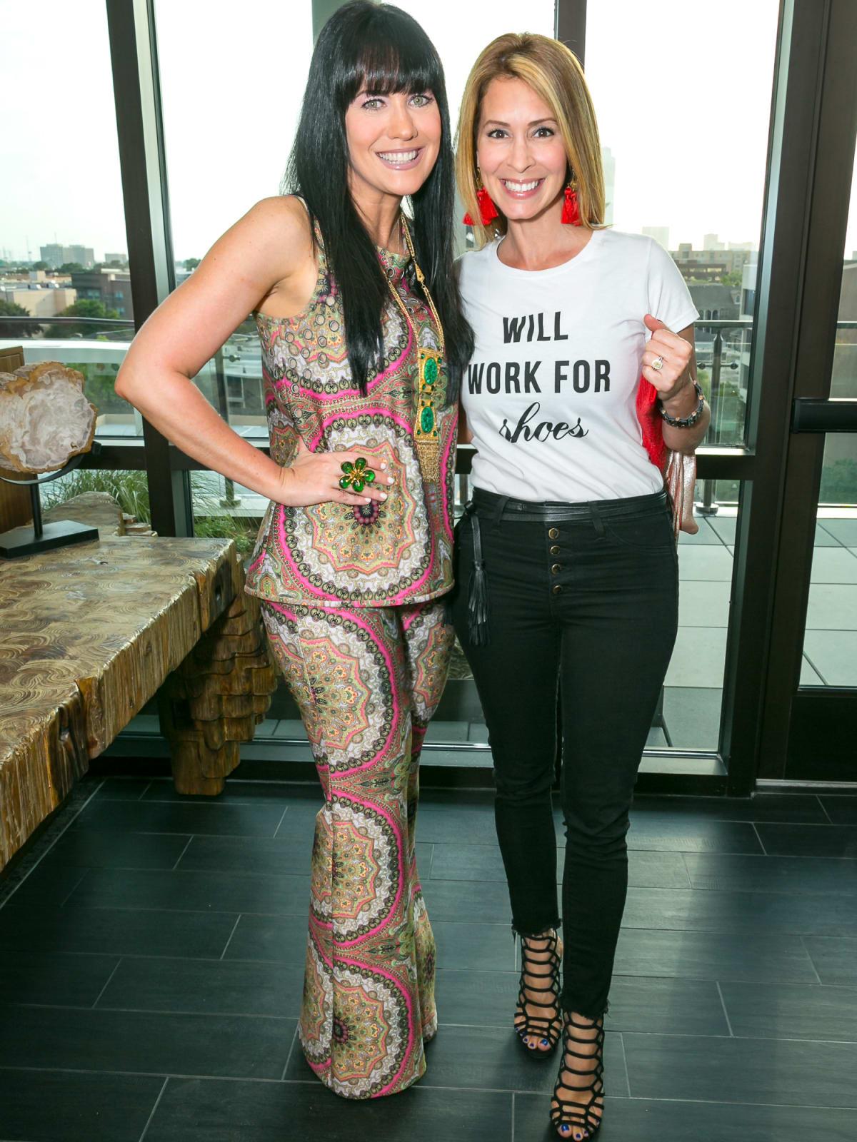 CM Hello Summer Social Tiffany Halik, JenniferBarcelo