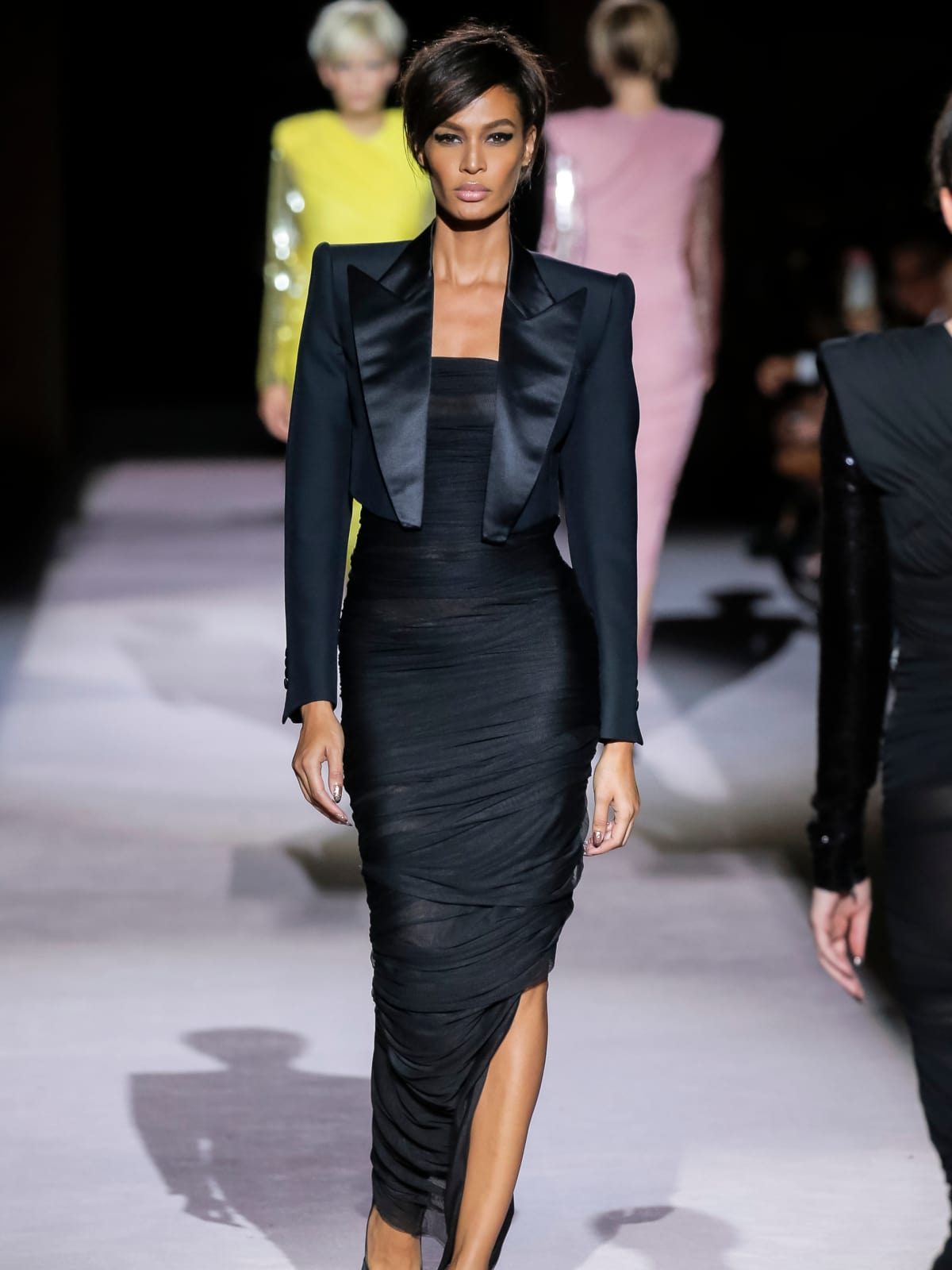 Tom Ford spring 2018 look 32