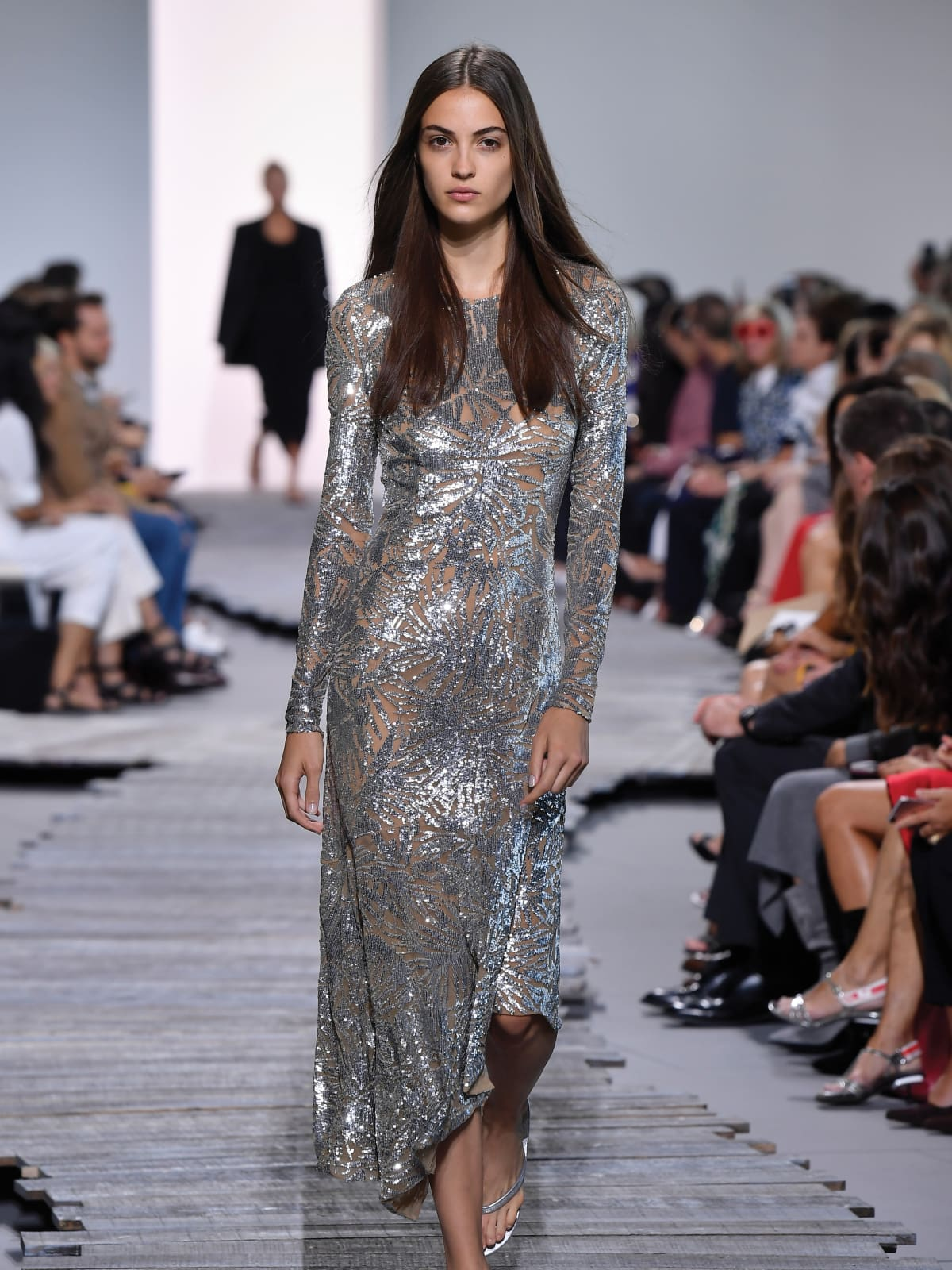 Michael Kors Collection look 72 spring 2018 New York Fashion Week
