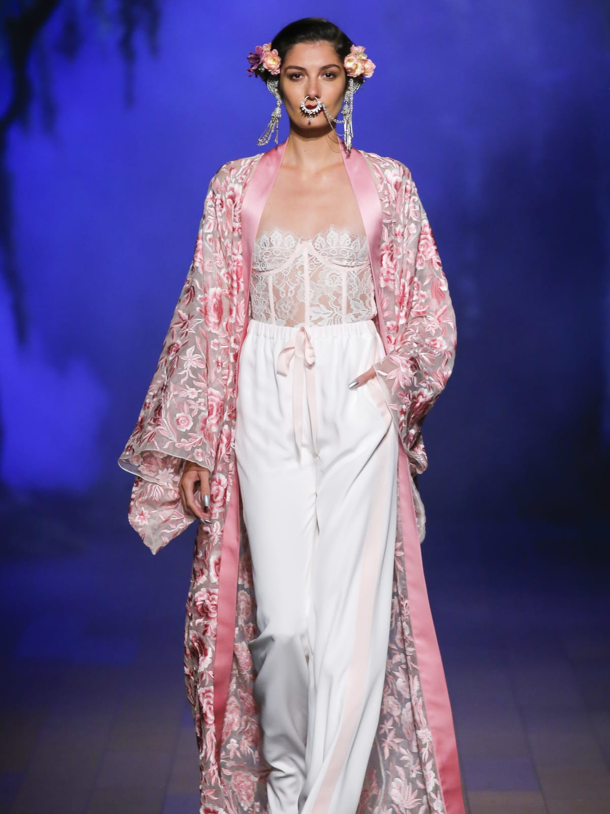 Naeem Khan spring 2018 collection look 27