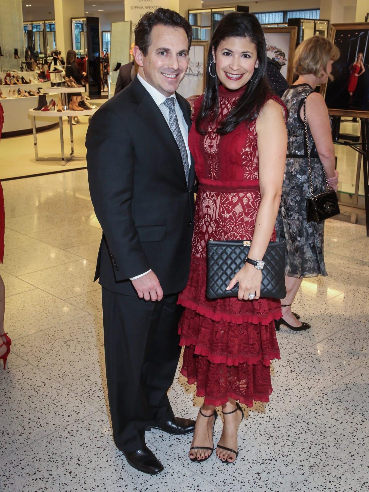 Chris Bradshaw, Kristy Bradshaw
