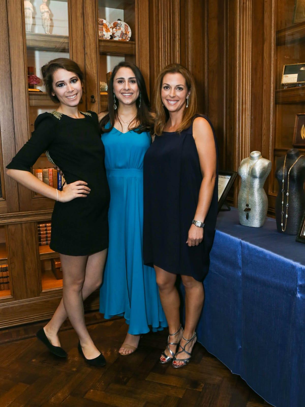 Lauren Slade, Morgan Craven, Ashley Tatum