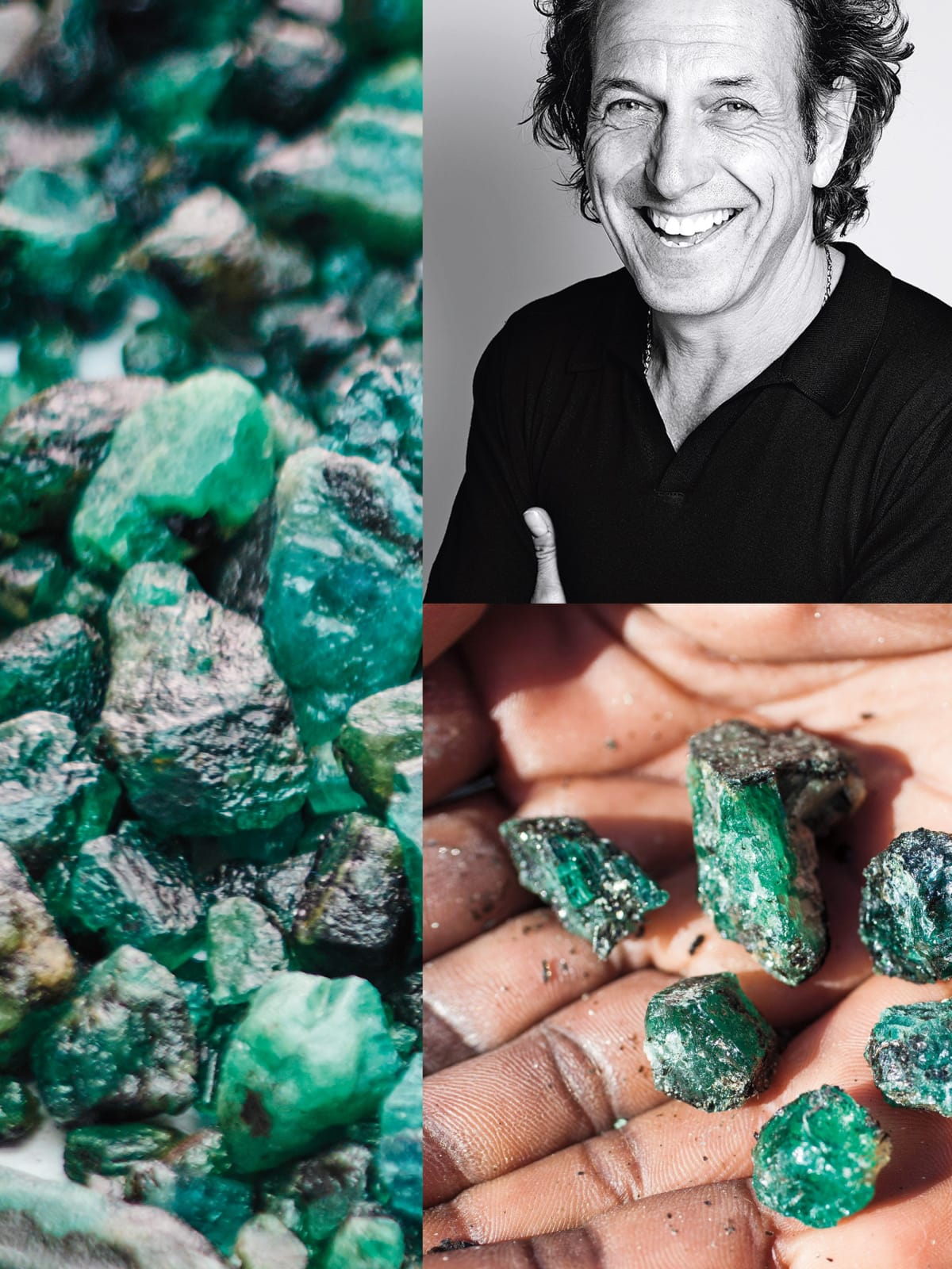 Emerald experience, Stephen Webster, NM Fantasy Gifts 2017